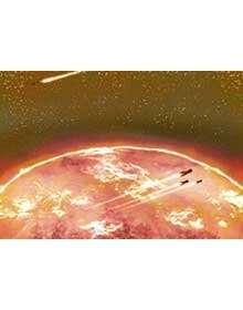 Jason Moser Presents: Solar Flaring