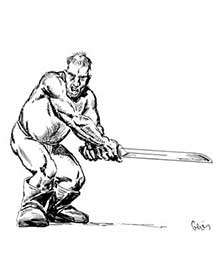 Earl Geier Presents: Slicing Ogre