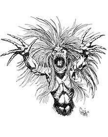 Earl Geier Presents: Horned Demon