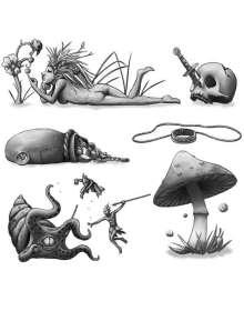 Brett Neufeld Presents: Filler Art