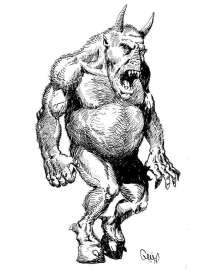 Earl Geier Presents: Hoofed Demon