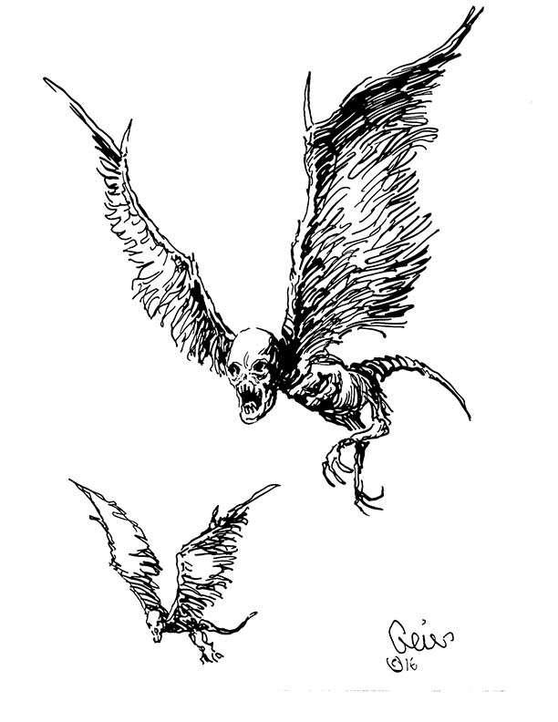 Earl Geier Presents: Death Birds