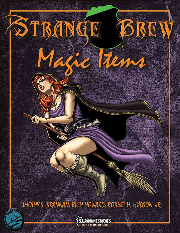 Strange Brew: Magic Items for the Pathfinder RPG