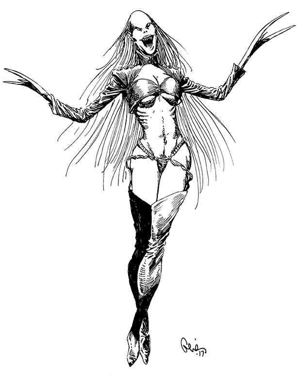 Earl Geier Presents: Pain Demoness