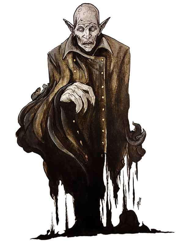 Scott Harshbarger Presents: Nosferatu