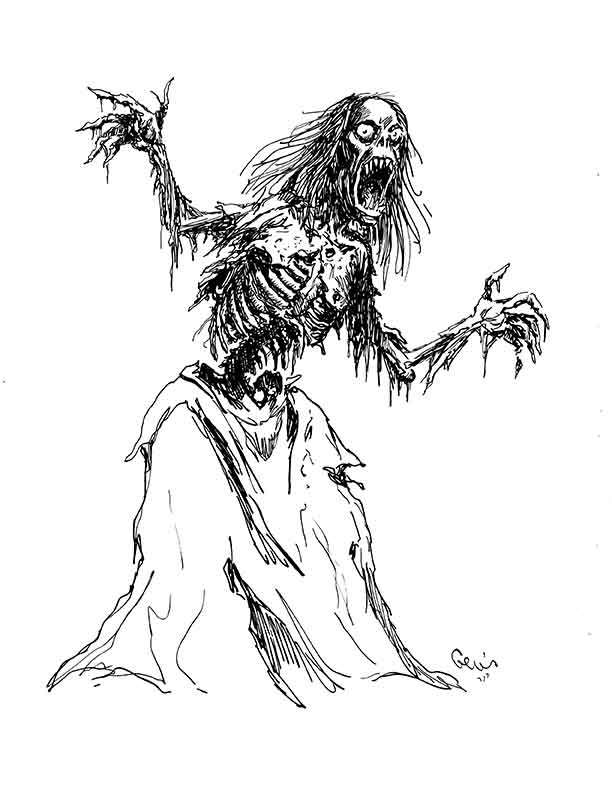 Earl Geier Presents: Rotting Wraith