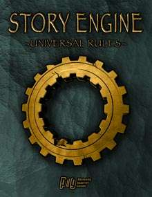 Story Engine RPG (courtesy of RPGNow)