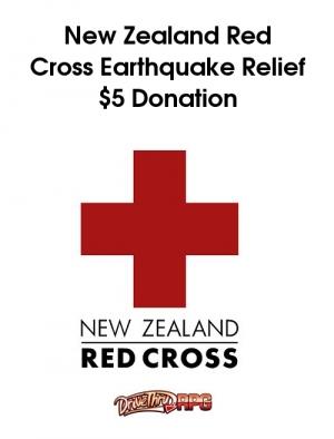 New Zealand Relief