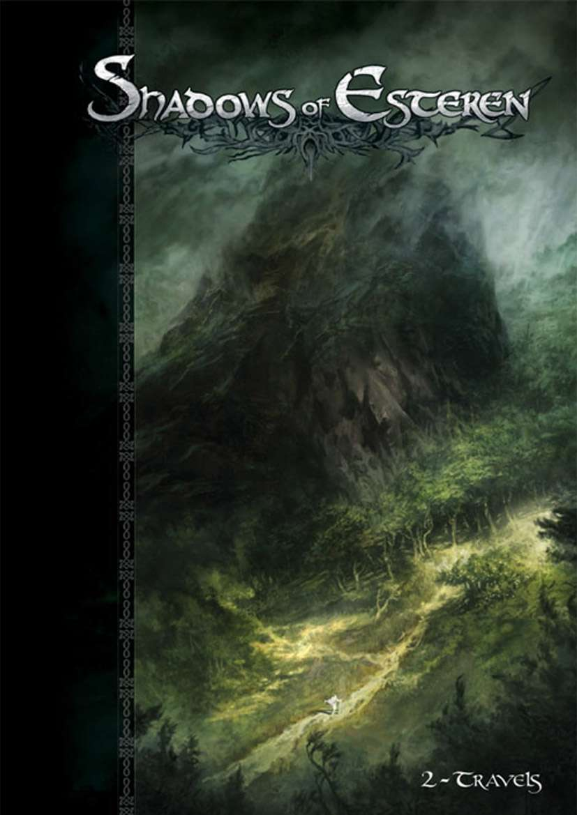 Shadows of Esteren - book 2 Travels