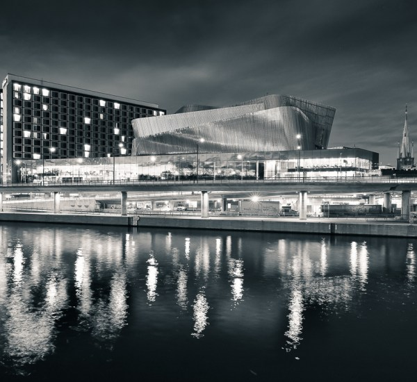 The Waterfront Congress Center