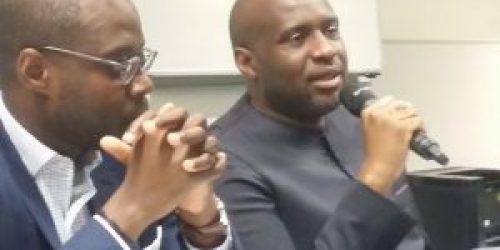 Moussa Mara Conférence débat ESSEC