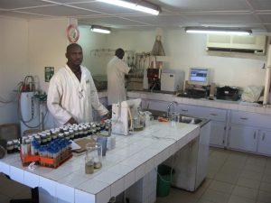 Un laboratoire de recherche pharmaceutique à Malabo