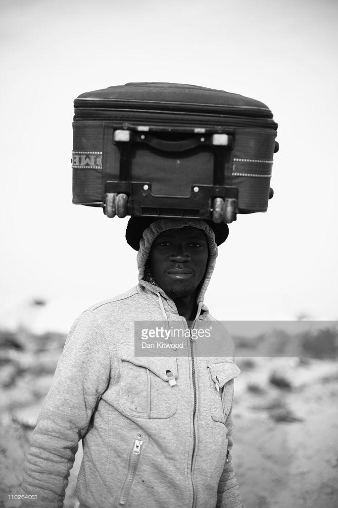 les migrants africains