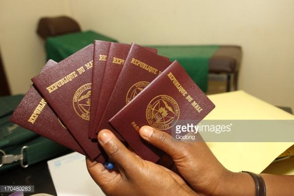 Le consulat du Mali à Paris