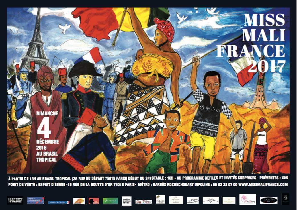 Election miss Mali France
