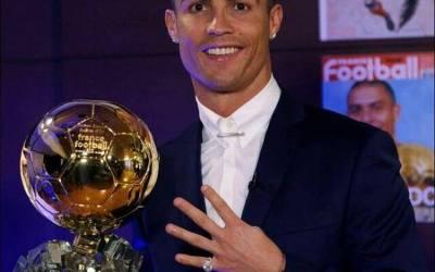 Cristiano Ronaldo Ballon d'or 2016 : L'Europe célèbre un fraudeur