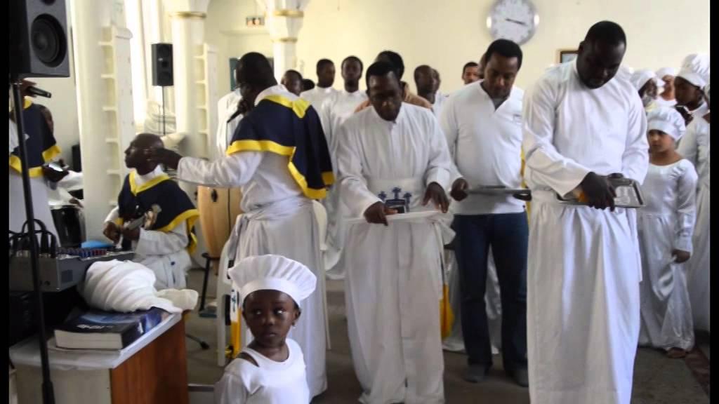 Christianisme céleste, les églises dites d'institution africaine