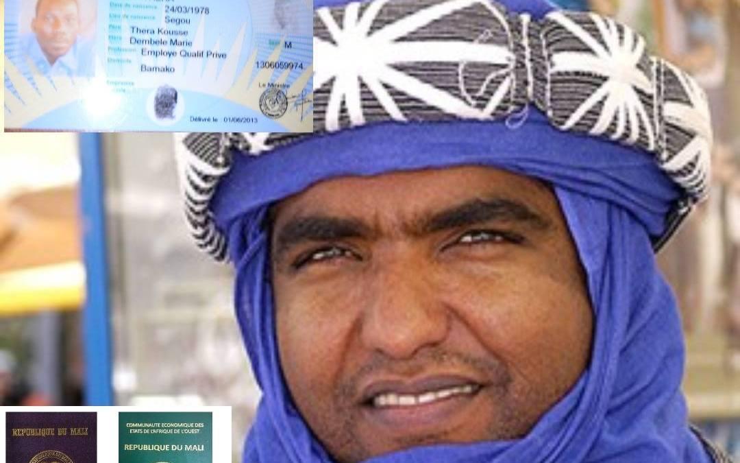 Vie des maliens: Moussa AG Assarid réclame sa carte NINA