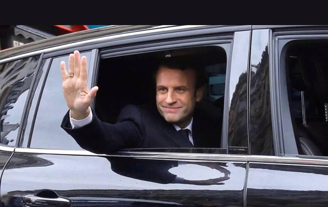 Président Emmanuel Macron
