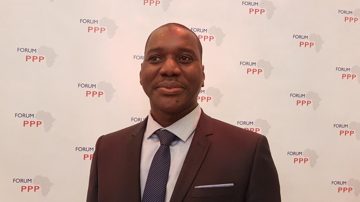 Daouda COULIBALY, PDG de TRAINIS organisateur du forum sur les PPP