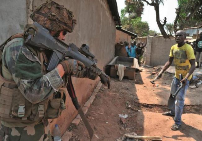 Bavure de l'armée française au Mali