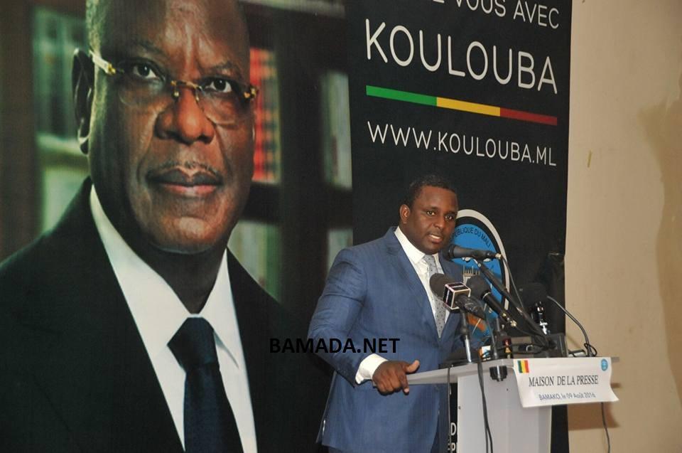 Communication de la présidence: Le bilan de IBK est proche de la racine carrée des deux ans de THIAM