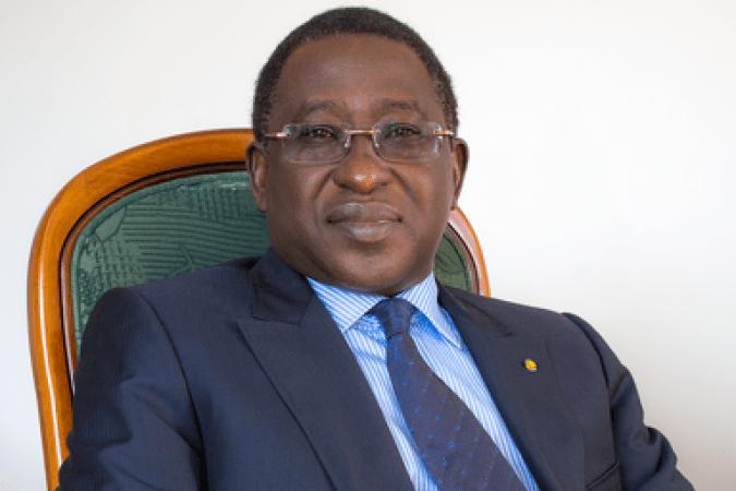 Soumaila CISSE, président de l'URD
