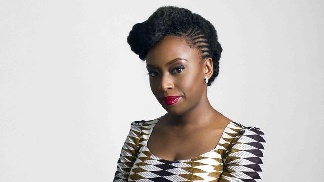 La femme nigériane est sur tous les fronts : Chimamanda Ngozi Adichie l'auteure nigériane