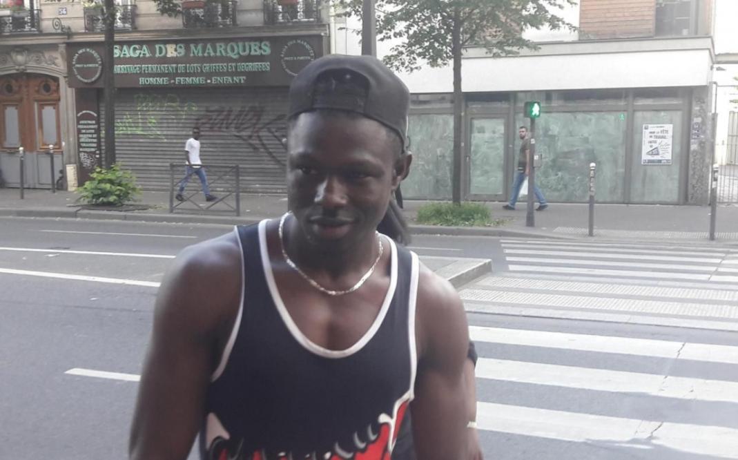 """Mamadou Gassama, le héros """"sans-papier"""""""
