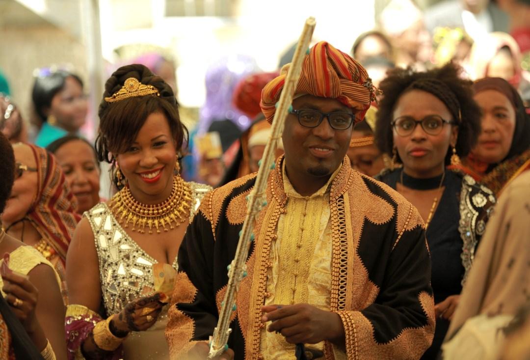 Mariage traditionnel dans la communauté comorienne