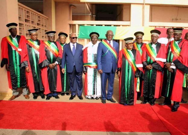 La cour constitutionnelle malienne