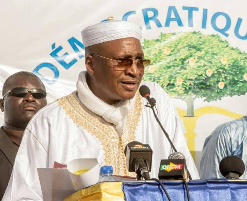 présidentielle malienne