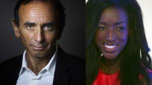 L'image de la communauté noire en France : Polémique entre Hapsatou Sy & Eric Zemmour