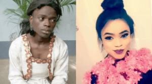 Les moeurs sexuelles en Afrique, une évolution forcée : Bobrisky un célèbre travesti nigérian
