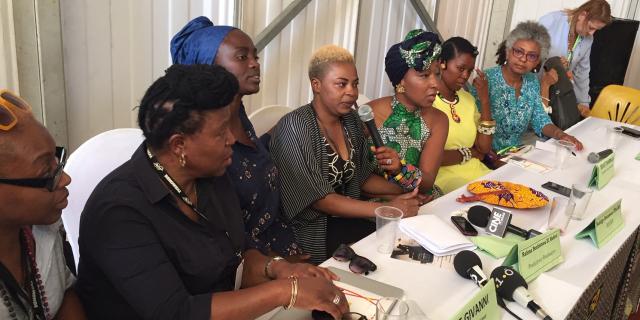 Les agressions et abus sexuels en Afrique de l'ouest : le monde du show-biz (la parole se libère parmi les actrices)