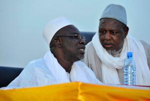 Ousmane HAIDARA et Mahamoud DICKO