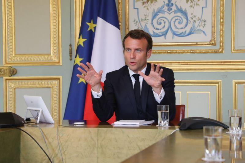 Emmanuel Macron annonce son souhait d'annuler la dette africaine