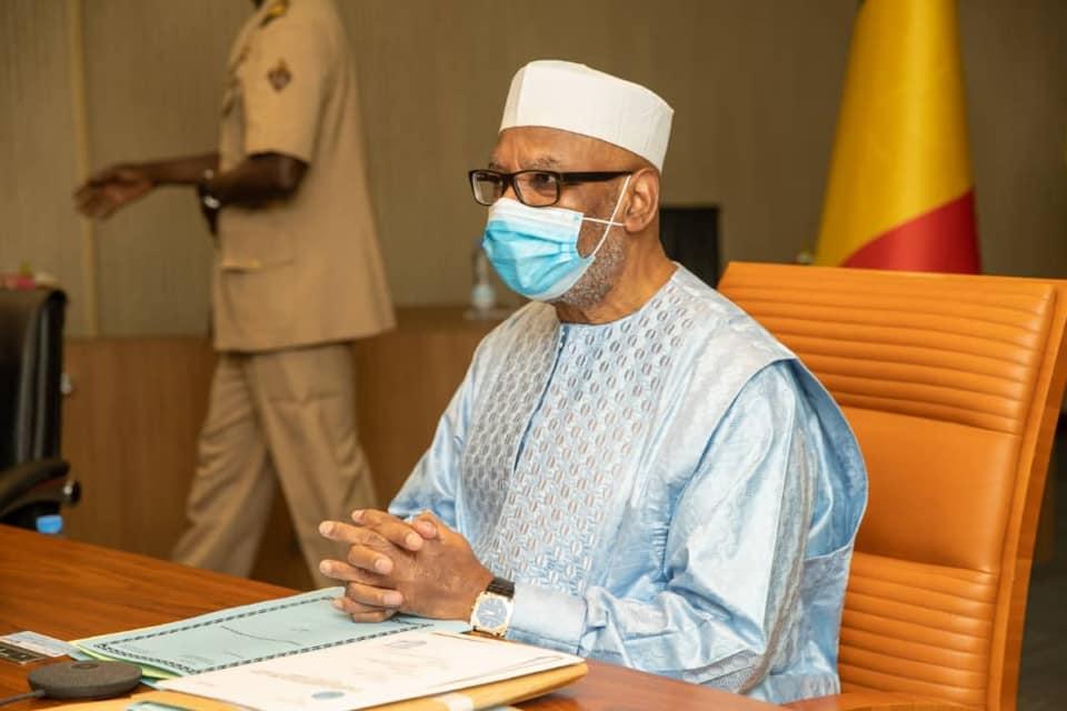 Santé du président Ibrahim Boubacar KEITA