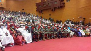 Assemblée inaugurale du CNT
