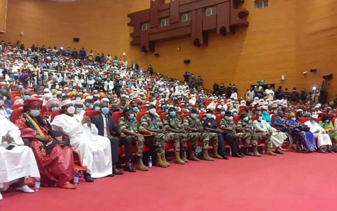 Politique : de la transition à la IVe République au Mali