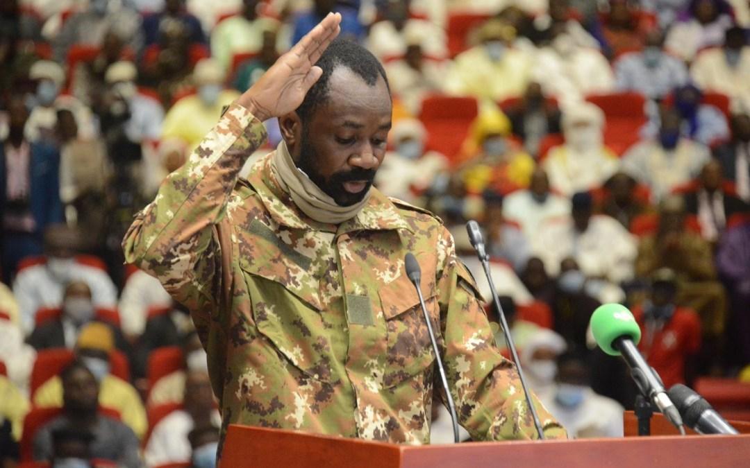 La moralisation et la constitutionnalisation de la dictature au Mali