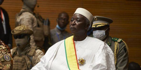 Bah N'DAW , ex président de la transition
