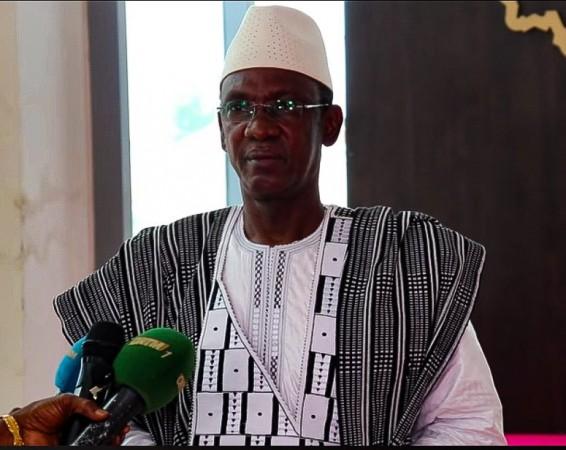 Choguel MAIGA, premier ministre du Mali