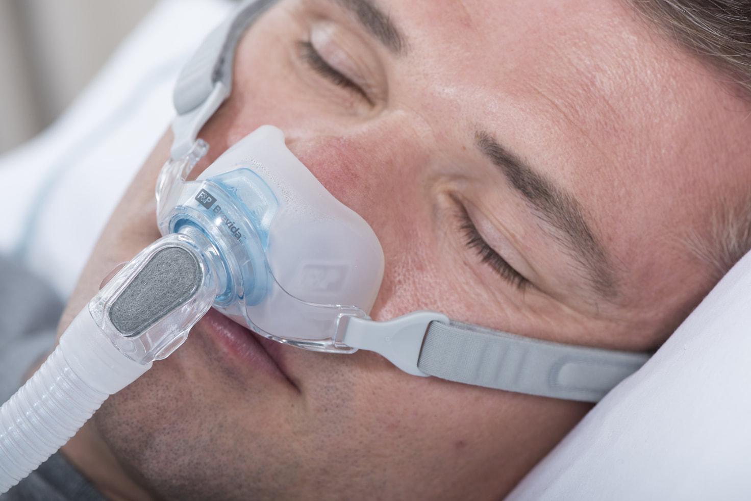 brevida nasal pillow pap mask fit pack