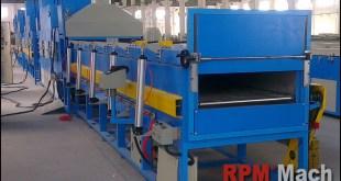 NBR- PVC (Nitrilli PVC) Sünger Yalıtım Profil Hatları