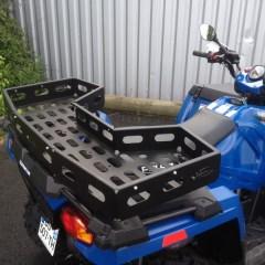 Options Rack multifonctions : Kit Lock & Ride