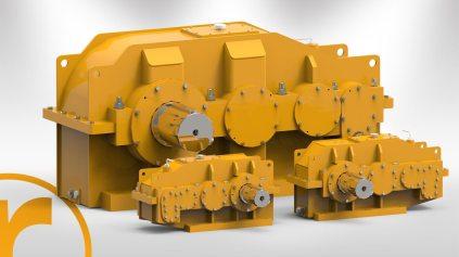 hoisting gearbox DIN15053 RPT Tech GmbH