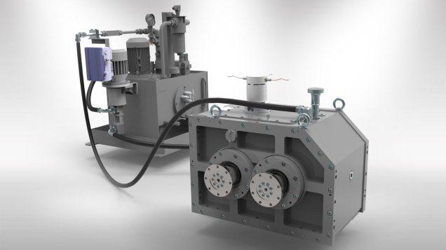 shiftable gearbox RPT Tech GmbH