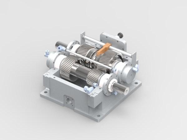 industrial gearbox