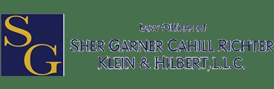 Sher Garner Cahill Richter Klein & Hilbert, L.L.C.
